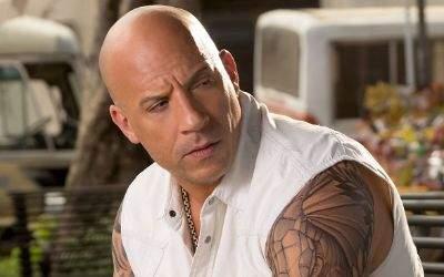 Xander Cage (Vin Diesel)