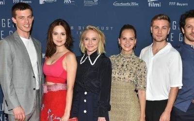 "Premiere des Films ""Jugend ohne Gott"" im Mathäser Filmpalast"