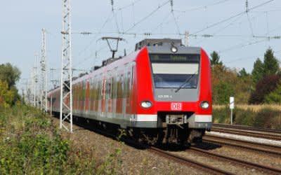 S-Bahn im Münchner Umland