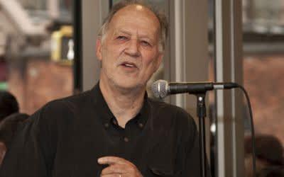 Regisseur Werner Herzog