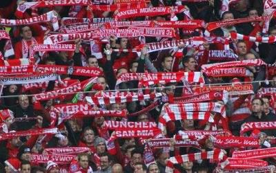Fankurve FC Bayern München