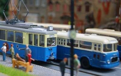Modellbahn-Ausstellung im MVG Museum