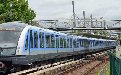 Erster Einsatz für neue U-Bahn vom Typ C2