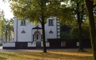 Herbst am Parzivalplatz in Schwabing