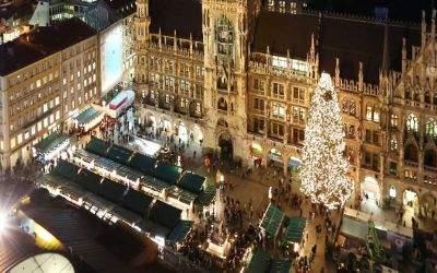 Christkindlmarkt Marienplatz
