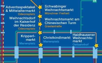 Fahrplan für die Weihnachtsmärkte