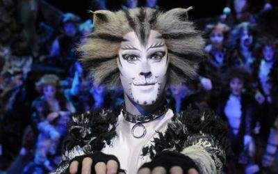 Cats Musical am Deutschen Theater