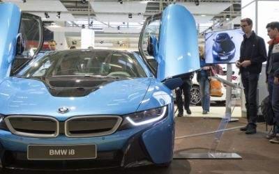 Münchner Autotage auf der Freizeitmesse free