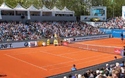BMW Open - Center Court