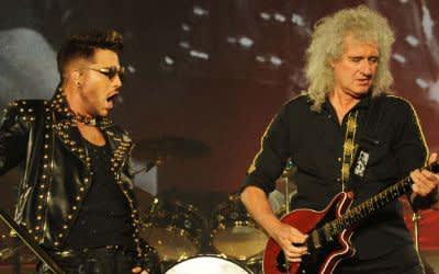 Queen und Adam Lambert