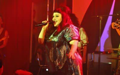 Beth Ditto live im Konzert