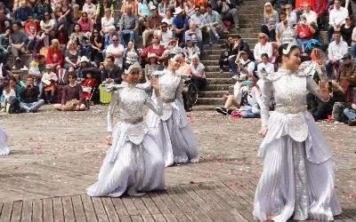 Vesakh Fest im Westpark