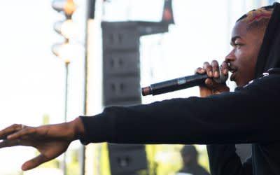 Rapper MHD
