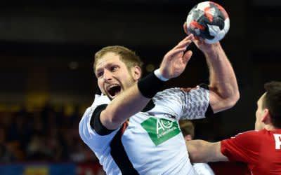 DHB-Nationalspieler Steffen Weinhold