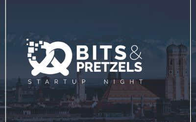 Startup-Night der Bits & Pretzels