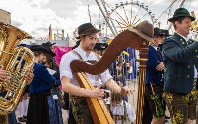 Bayerische Musikgruppe