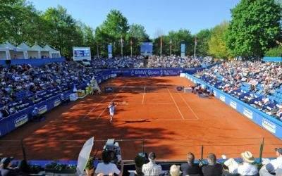 Tennisplatz BMW Open