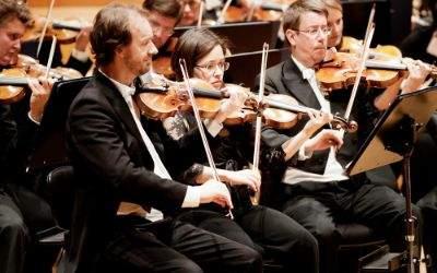 Münchner Philharmoniker in der Münchner Philharmonie im Gasteig