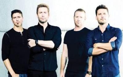 Die Band Nickelback.