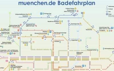 Der Badefahrplan von muenchen.de