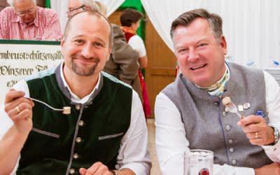 Die Oktoberfest-Wurstprüfung 2017