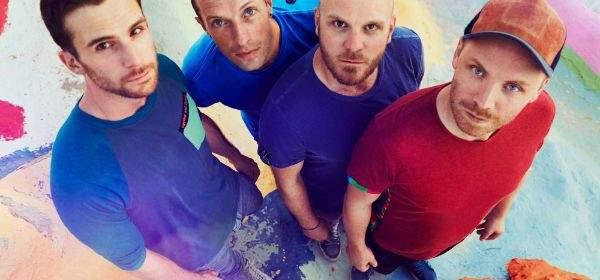 Coldplay kündigen Europatournee an