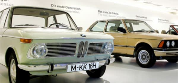 BMW Exhibitions and Special Activities