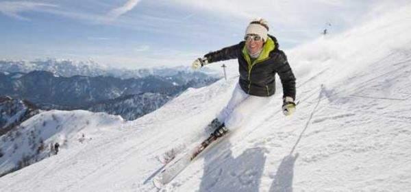 Chiemgau Skigebiet