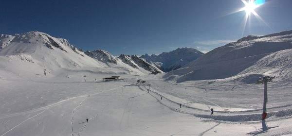 Skigebiet Großglockner in Osttirol