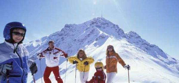 St. Johann Skigebiet