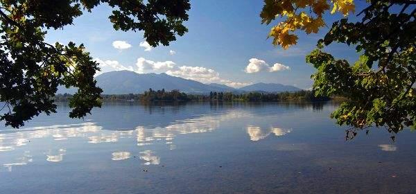 Herbstlicher Staffelsee