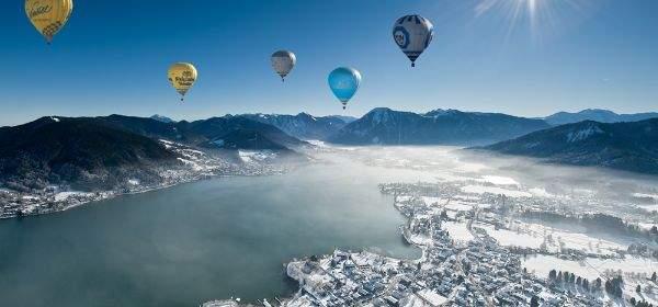 Heißluftballontreffen-Tegernsee Montgolfiade