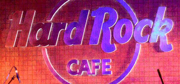 Hard Rock Cafe München Logo