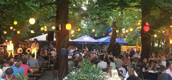 Sommerfest im Hofbräukeller