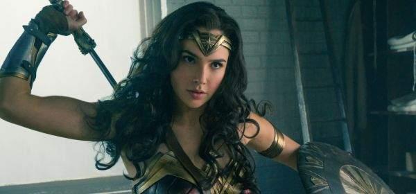 "Szene aus dem Film ""Wonder Woman""."