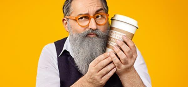 Die Coffee-to-go-Kampagne der AWM