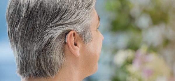 Akku-Hörgerät
