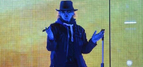 Udo Lindenberg live auf der Bühne