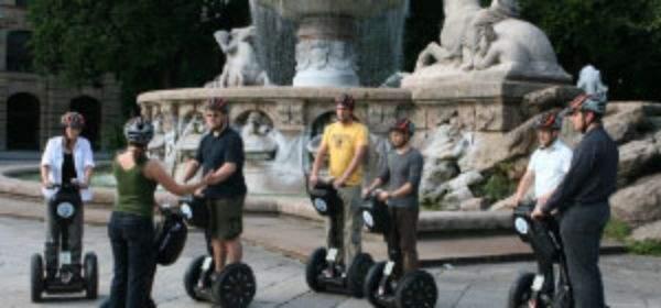 City Segway Tours Munich
