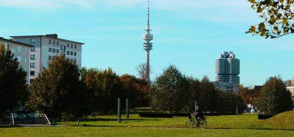 Herbststimmung im Petuelpark