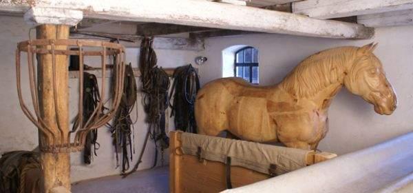 Bauernhofmuseum Jexhof in Schöngeising