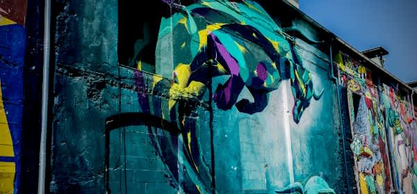 Streetart in München