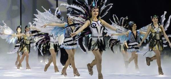 Szene aus Holiday on Ice: Passion