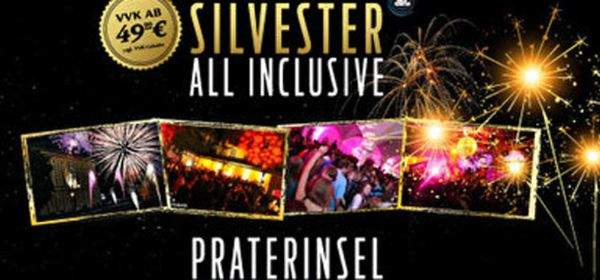 All inclusive Silvester - Praterinsel