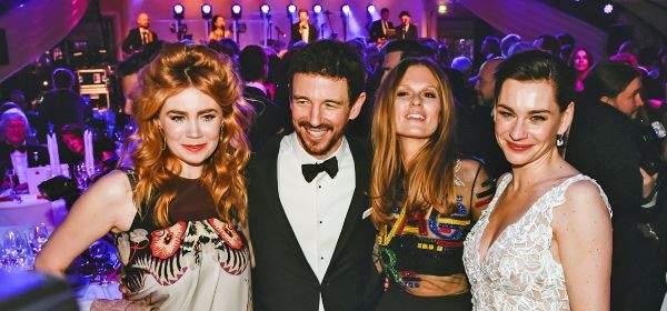 Stars beim 43. Deutschen Filmball am 16. Januar in München