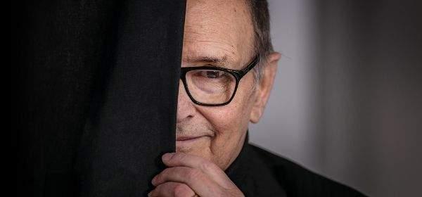 Porträt von Ennio Morricone