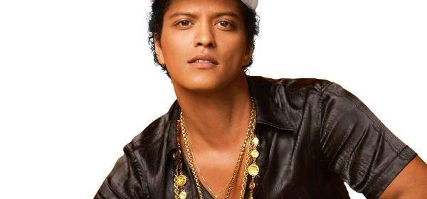 Porträt von Bruno Mars