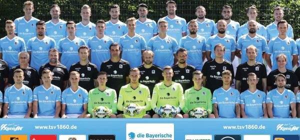 TSV 1860 München, Mannschaftsbild