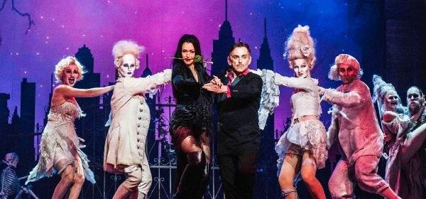 The Addams Family im Deutschen Theater