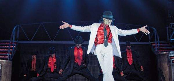 Thriller Live Musical Deutsches Theater
